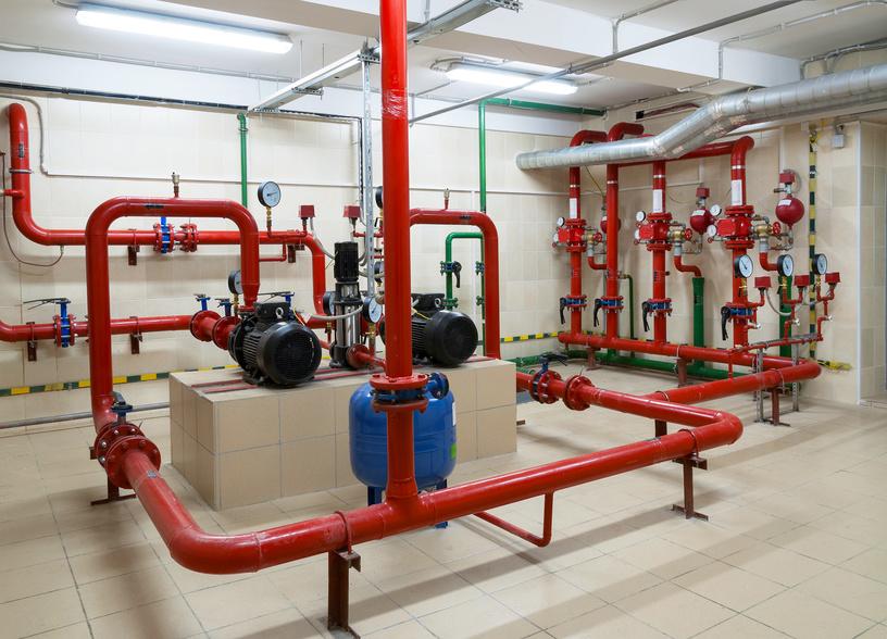 Four Fire Sprinkler System Design Options United Fire